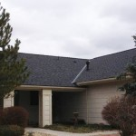 replacement roof by JC Roofing
