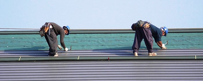 Best commercial roofing service in Reno.